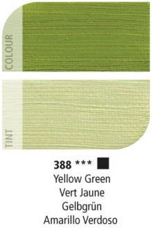 Daler-Rowney 388 Gelbgrün Graduate Ölfarbe