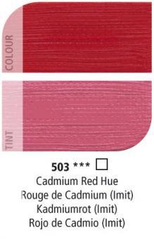 Daler-Rowney 503 Cadmium Rot Graduate Ölfarbe