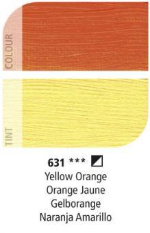 Daler-Rowney 631 Gelborange Graduate Ölfarbe
