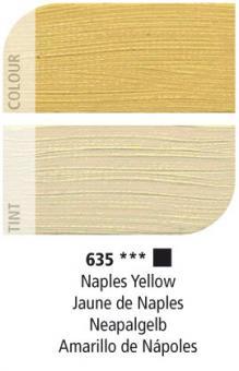 Daler-Rowney 635 Neapelgelb Graduate Ölfarbe