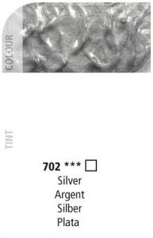 Daler-Rowney 702 Silber Graduate Ölfarbe