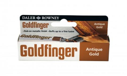 Daler Rowney Goldfinger 22 ml Antikgold