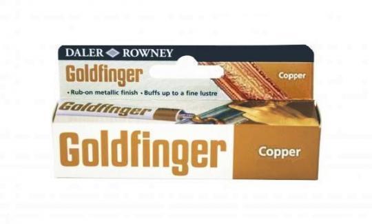 Daler Rowney Goldfinger 22 ml Kupfer