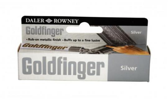 Daler Rowney Goldfinger 22 ml Silber