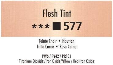 Daler Rowney Georgian 577 Hautton / Flesh Tint 37 ml Wassermischbare Ölfarbe