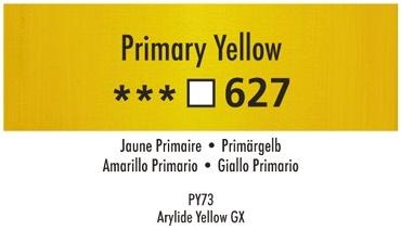 Daler Rowney Georgian 627 Primärgelb / Primary Yellow 37 ml Wassermischbare Ölfarbe