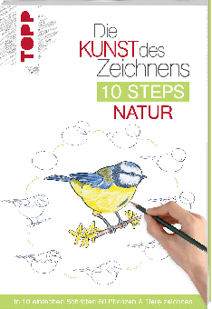 Die Kunst des Zeichnens - 10 Steps - Natur