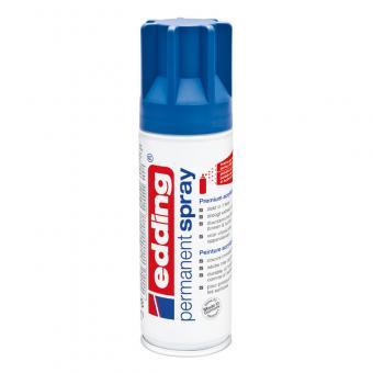 Edding Spray 5200 enzianblau RAL 5010 seidenmatt