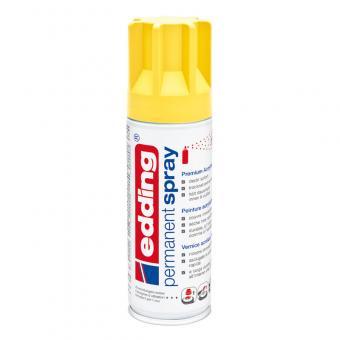Edding Spray 5200 verkehrsgelb RAL 1023 seidenmatt