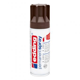 Edding Spray 5200 schokoladenbraun RAL 8017 seidenmatt
