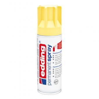 Edding Spray 5200 pastellgelb 915 seidenmatt