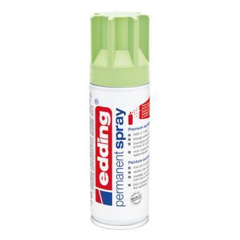 Edding Spray 5200 pastellgrün 917 seidenmatt