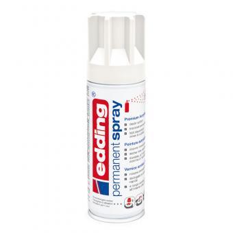Edding Spray 5200 verkehrsweiß RAL 9016 seidenmatt