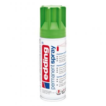 Edding Spray 5200 gelbgrün RAL 6018 seidenmatt