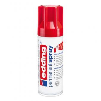 Spray 5200 verkehrsrot RAL 3020 glänzend