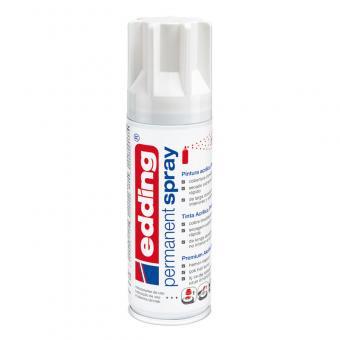 Edding Spray 5200 verkehrsweiß RAL 9016 glänzend