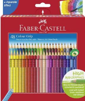 Buntstift Colour Grip 48er Kartonetui