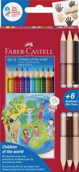 Children of the world 10+3 Colour Grip