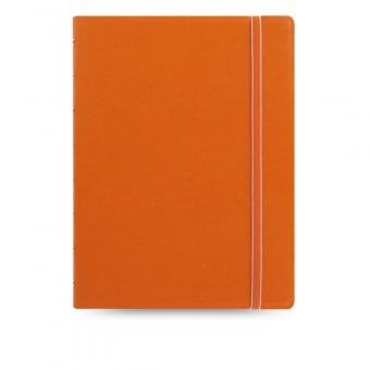 filoFAX Notebook Classic orange A5
