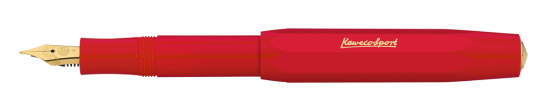 Kaweco CLASSIC Sport Füllhalter Rot M