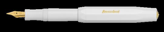 Kaweco CLASSIC Sport Füllhalter Weiß B