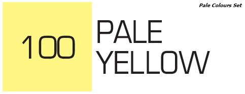 Kurecolor Twin S- Pale Yellow 100