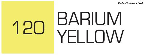 Kurecolor Twin S- Barium Yellow 120