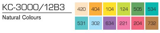Kurecolor Twin S- Natural Colours 12er Set