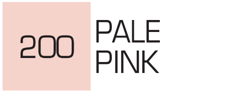 Kurecolor Twin S- Pale Pink 200
