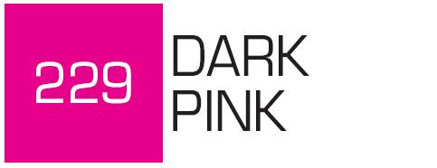 Kurecolor Twin S- Dark Pink 229