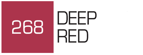 Kurecolor Twin S- Deep Red 268