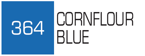 Kurecolor Twin S- Cornflower Blue 364