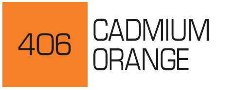 Kurecolor Twin S- Cadmium Orange 406