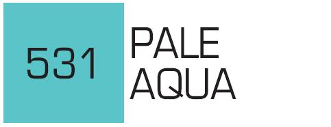 Kurecolor Twin S- Pale Aqua 531