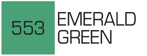 Kurecolor Twin S- Emerald Green 553