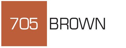 Kurecolor Twin S- Brown 705