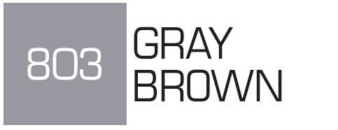 Kurecolor Twin S- Gray Brown 803