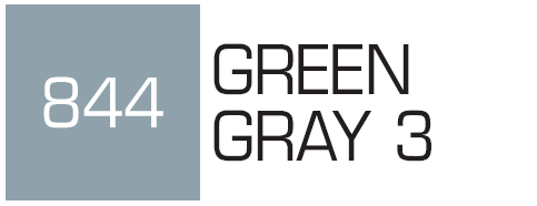 Kurecolor Twin S- Green Gray 3 844