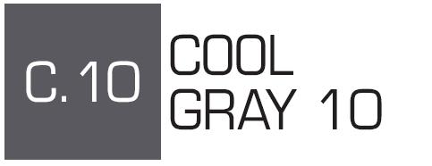 Kurecolor Twin S- Cool Gray 10
