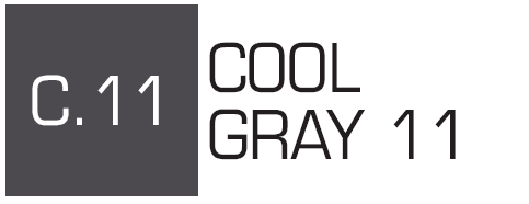 Kurecolor Twin S- Cool Gray 11