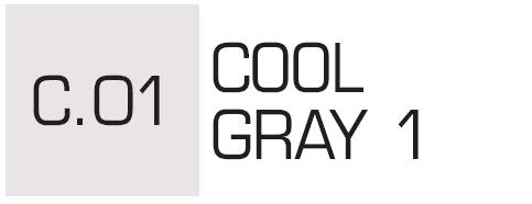 Kurecolor Twin S- Cool Gray 1