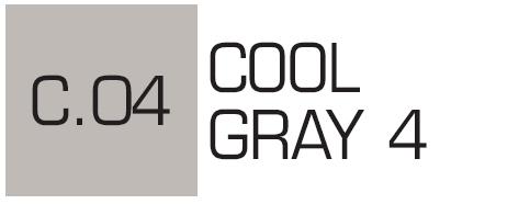 Kurecolor Twin S- Cool Gray 4