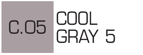 Kurecolor Twin S- Cool Gray 5