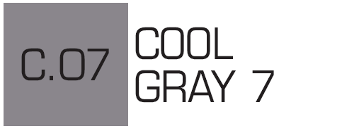 Kurecolor Twin S- Cool Gray 7