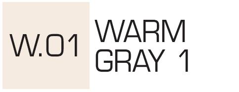 Kurecolor Twin S- Warm Gray 1