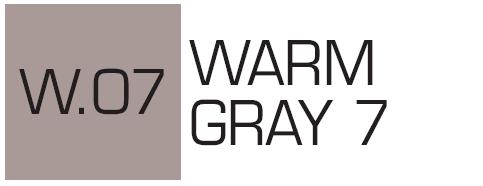 Kurecolor Twin S- Warm Gray 7