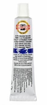 Koh-I-Noor Ölfarbe Mánes Ultramarine Dunkel 16ml