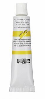 Koh-I-Noor Ölfarbe Mánes Kadmium Gelb mittel 16ml