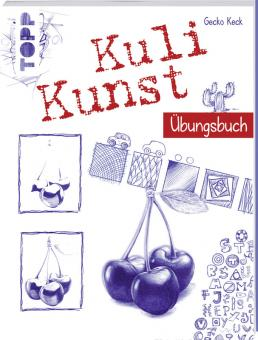 Kuli Kunst Übungsbuch - Gecko Keck