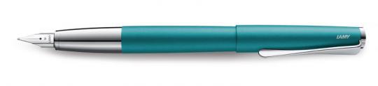 LAMY studio Füllfederhalter aquamarine inkl. Gravur